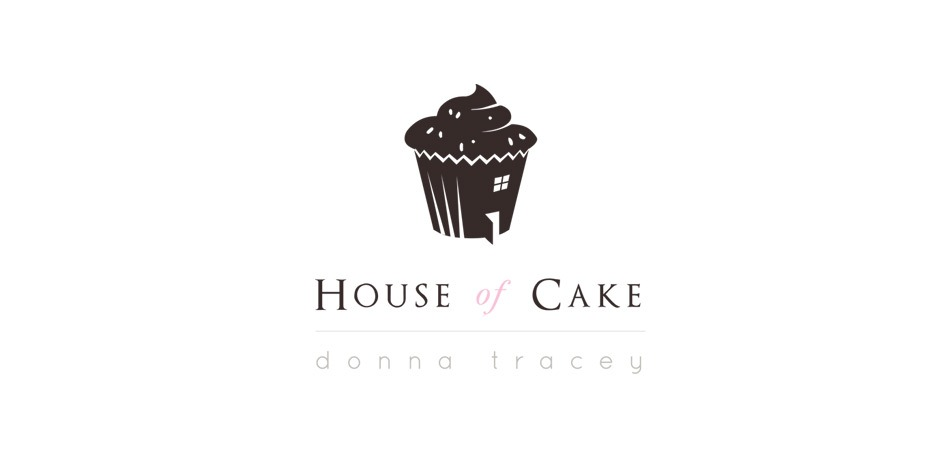 Cake Company Logo Design : Image Gallery house of company logo