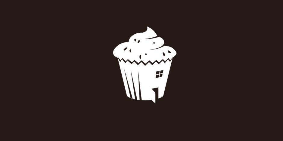 House Of Cake New Business Identity Cake Logo Design